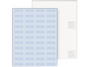 Paris Business Products DocuGard Security Paper, Blue, 8-1/2 x 11, 500 Sheets