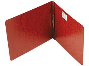 """Acco 17928 Pressboard Report Cover, Prong Clip, Letter, 2"""" Capacity, Red"""