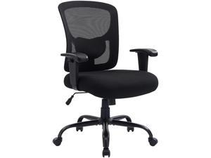 ProHT 95005 Heavy Duty Large Mesh Task Chair with Message Function