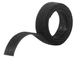 "Velcro VEL-30639-GLO 16.4 yd. x 0.5"" One-Wrap Strap in Black"