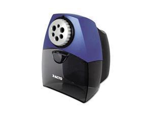 X-ACTO 1675 Teacher Pro Electric Pencil Sharpener, Black