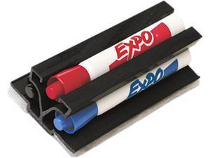EXPO 81503 Markaway3 Eraser & Dry Erase Marker Set, Chisel, Assorted, 3/Set