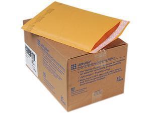 Sealed Air 10188 Jiffylite Self-Seal Mailer, #3, 8 1/2 x 14 1/2, Golden Brown, 25/Carton