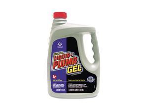 Clorox 35286EA Liquid Plumr Heavy-Duty Clog Remover, 80 oz. Bottle