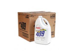 Clorox 35300CT Formula 409 Cleaner/Degreaser, 1gal Bottle, 4/Carton