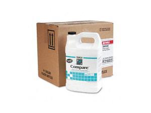 Franklin Cleaning Technology F216022CT Compare Floor Cleaner, 1 gal Bottle, 4/Carton