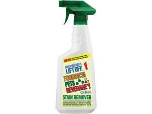 Motsenbocker's Lift-Off 40501 No. 1 Food, Drink & Pet Stain Remover, 22 oz. Spray