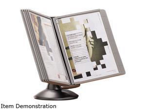 Durable 5539-37 Sherpa Motion Desk System, 10 Panels
