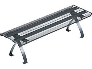 Rolodex 22397ELD Wire Mesh Off-Surface Shelf, 26 x 7 x 7, Black