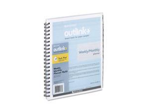 """At-A-Glance 70-2009-10 Outlink Weekly/Monthly Refill, 8 1/2"""" x 11"""""""