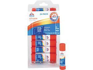 Elmer's All-Purpose Permanent Glue Sticks, 24/Pack