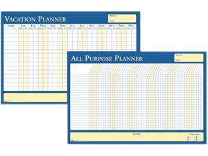 House of Doolittle 639 All-Purpose/Vacation Plan-A-Board Calendar, 36 x 24