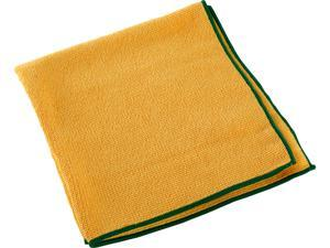 WypAll 83610 WYPALL Cloths w/Microban, Microfiber, 15 3/4 x 15 3/4, Yellow, 6/Pack