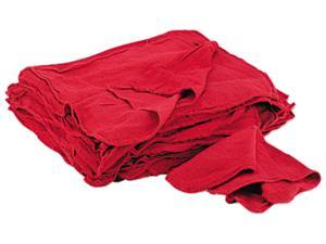 United Facility Supply N900RST(UFS) Red Shop Towels, Cloth, 14 x 15, 50/Pack