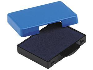 U. S. Stamp & Sign P5430BL Trodat T5430 Stamp Replacement Ink Pad, 1 x 1-5/8, Blue