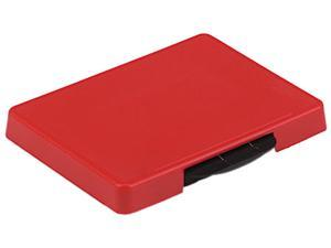 U. S. Stamp & Sign P5460RD Trodat T5460 Dater Replacement Ink Pad, 1-3/8 x 2-3/8, Red