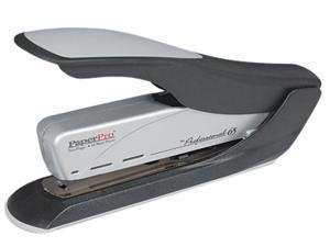"PaperPro 1210 inHANCE+ 65 Heavy Duty Stapler 65 Sheets Capacity - 500 Staple Capacity - 5/16"", 3/8"" Staple Size - Black, Gray"