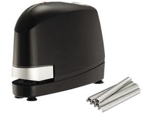 Stanley Bostitch B8E-VALUE B8 Heavy-Duty Electric Stapler Value Pack, 45-Sheet Capacity, Black