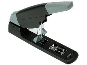 Swingline 90002 High-Capacity Heavy-Duty Stapler, 210-Sheet Capacity, Black/Gray