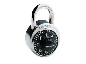 "Master Lock 1500D 1.88"" (48.00 mm) Wide Combination Dial Padlock"