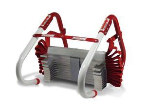 Kidde 468093 Two-Story Fire Escape Ladder with Anti-Slip Rungs, 13