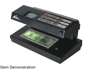 Royal Sovereign RCD-2000 Ultraviolet, Magnetic Ink, Fluorescent, and Microprint 4 Way Counterfeit Detector, Supports New US $100 Notes