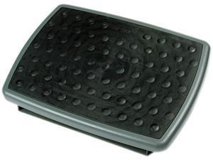 3M FR330 Adjustable Height/Tilt Footrest, Nonskid Platform, Charcoal Gray