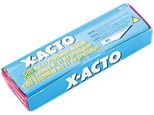 X-ACTO X511 #11 Bulk Pack Blades for X-Acto Knives, 500/Box
