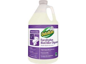 OdoBan 927062G4 Eucalyptus BioOdor Digester Refill