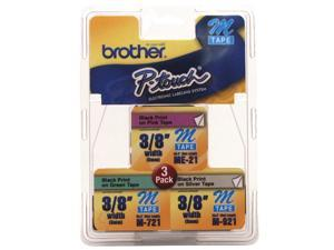 Brother P-Touch M Non-Laminated Tape(s)