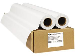"HP C0F28A Everyday Adhesive Gloss Polypropylene, 36"" x 75 ft., White, 2 Rolls/Pack"