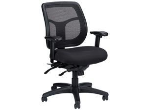 Eurotech MFT945SL Apollo Multi Function Chair with Seat Glider in Black