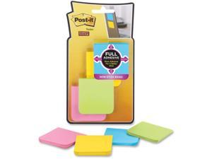 3M F2208SSAU Post-it Notes Super Sticky Full Adhesive Notes