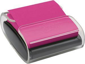 "Post-it WD-330-BK Pop-Up Notes Dispenser for 3"" x 3"" Notes, Black"