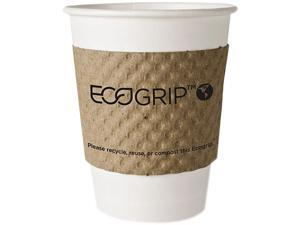 Eco-Products EG-2000 EcoGrip Recycled Hot Cup Sleeve (Case of 1300)