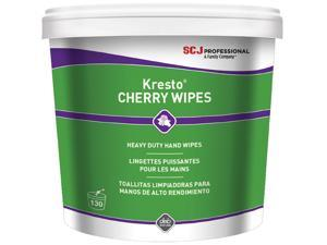 Deb KCW130W Kresto Cherry Wipes 130 ct
