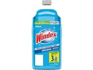 Windex 316147CT Original Glass Cleaner Refill - Liquid - 67.6 fl oz (2.1 quart)