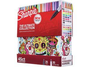 Sharpie 2011580 Ultimate Collection Permanent Markers