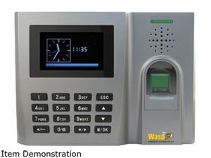 Wasp 633808551438 Wasp WaspTime B2000 Biometric Time Clock - fingerprint reader - Ethernet