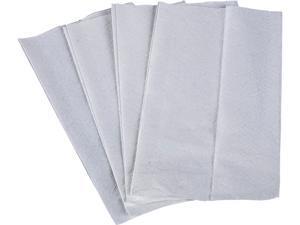 """Scott Dinner Paper Napkins (98730), Disposable, White, 1/8 Fold, 1-Ply, 12"""" x 17"""" (Unfolded), 15 Packs of 400 Beverage Napkins (6,000 / Case)"""