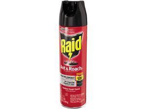 Diversey 660574EA Raid Ant and Roach Killer, 17.5-oz. Aerosol Can