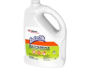 fantastik 311930EA Multi-Surface Disinfectant Degreaser, Pleasant Scent, 1 Gallon Bottle