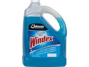 Windex 696503EA Glass Cleaner with Ammonia-D, 1 Gallon Bottle