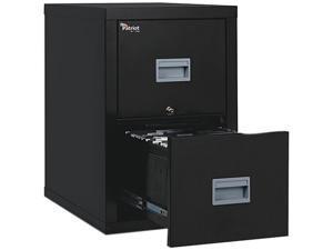 FireKing 2P1825-CBL Patriot Insulated 2-Drawer Fire File Cabinet
