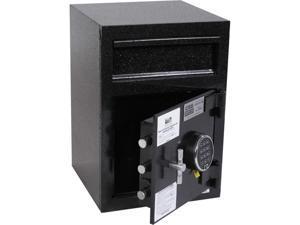 FireKing SB2014-BLEL Depository Security Safe, 0.95 cu ft, 14 x 15.5 x 20, Black
