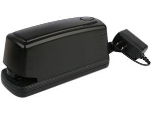 Universal RS-9001 Electric Stapler with Staple Channel Release Button, 30-Sheet Capacity, Black