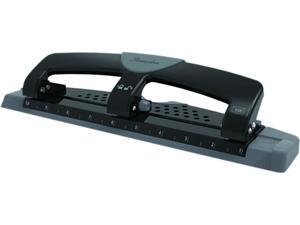 Swingline A7074134 SmartTouch 3-Hole Punch, Reduced Effort, 12 Sheets