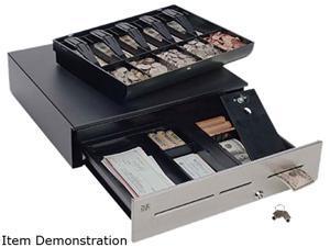 MMF ADV-113B11310-04 Advantage Cash Drawer  - 3 Media Slots and LockIt Compart