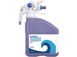 Boardwalk BWK 4811EA PDC All Purpose Cleaner, Lavender Scent, 3 Liter Bottle