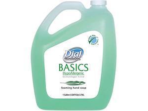 Dial 1700098612 Dial Basics Foaming Hand Wash, Original Formula, Fresh Scent, 1 Gallon Bottle